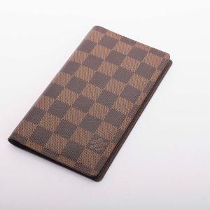 Louis Vuitton Checkbook Cover